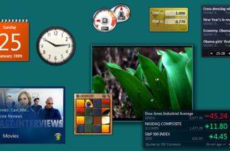 Две утилиты, которые быстро вернут гаджеты в Windows 8.1 и 10 | Белые окошки