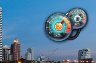 Программы для измерения температуры процессора и видеокарты на русском