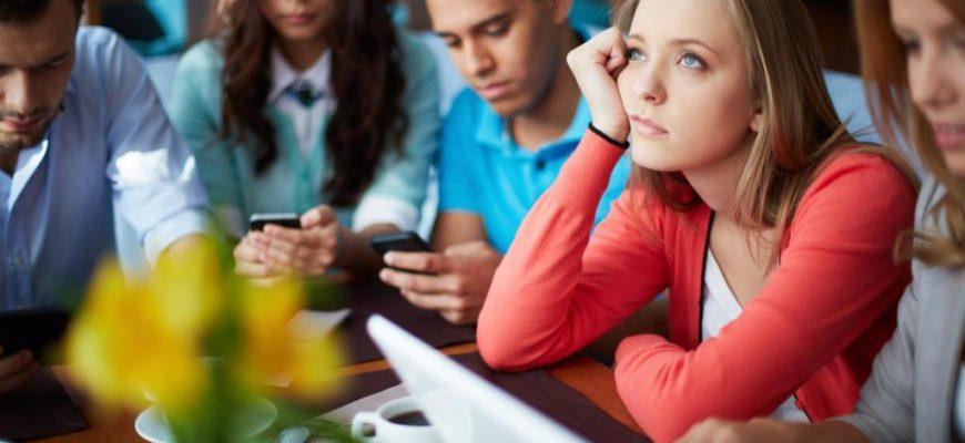 Назад в реальность. Как зависимость от гаджетов и социальных сетей влияет на здоровье > Рубрика Город в Самаре