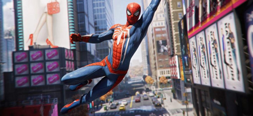 Spider-Man - появились подробности о гаджетах, костюмах и побочных заданиях   GameMAG