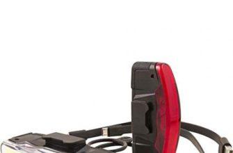 Передняя фара SPANNINGA Nomad с USB зарядкой для гаджетов черная купить в , доставка в г. Пермь
