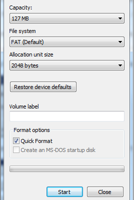 Working with Linux: USB File Storage Gadget