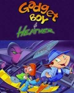 Мальчик Гаджет и Хэзер / Gadget Boy and Heather 1 сезон: дата выхода серий, рейтинг, отзывы на сериал и список всех серий