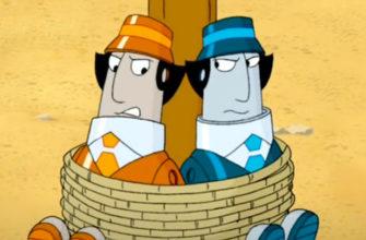 Гаджет и Гаджетины мультсериал смотреть онлайн все серии