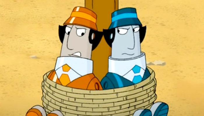 Гаджет и Гаджетины (2001, 1, 2 сезон) смотреть онлайн бесплатно в хорошем качестве HD 720 или 1080p