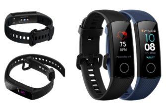 Обзор фитнес-браслета Honor Band 5 | Смарт-часы и фитнес-браслеты | Обзоры | Клуб DNS