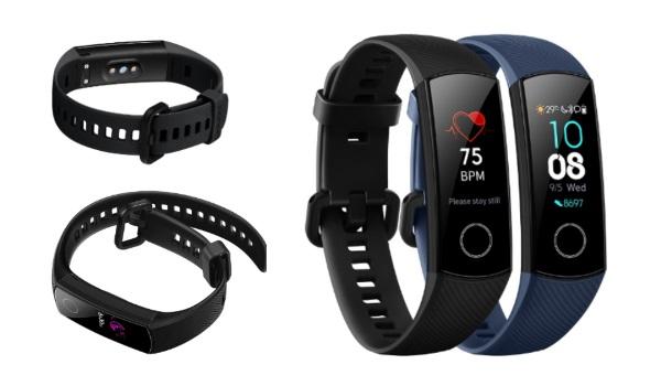 Обзор фитнес-браслета Honor Band 5   Смарт-часы и фитнес-браслеты   Обзоры   Клуб DNS