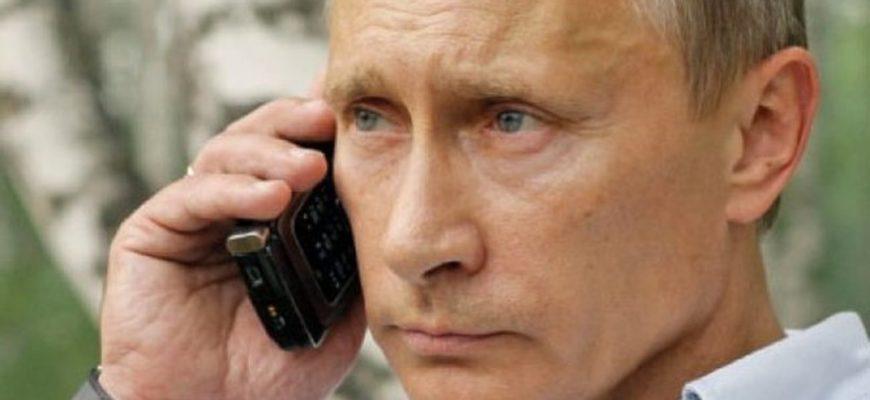 Монитор Путина / Хабр