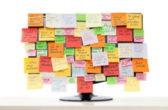 Удобные записки-стикеры на рабочем столе Windows