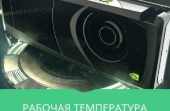 Гаджет температуры процессора и видеокарты под Windows 7