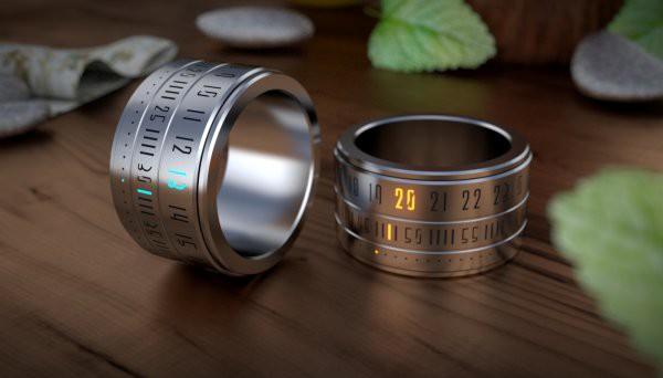 Умное кольцо Oura Ring - новый дизайн трекера сна напоминает Motiv Ring