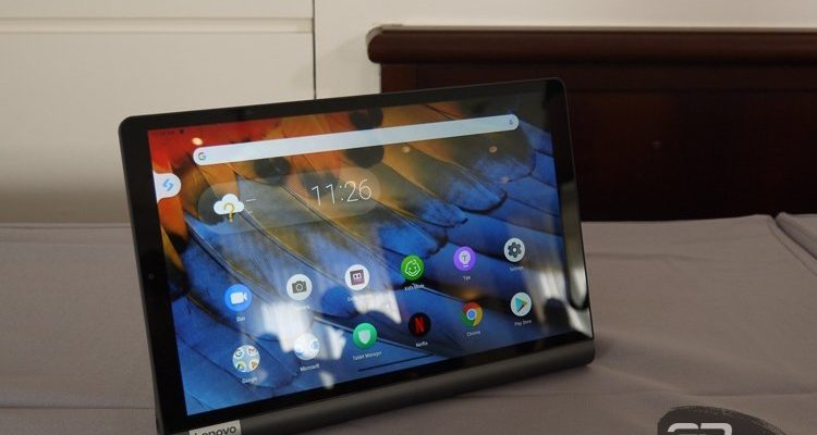 """Обзор Lenovo Yoga Smart Tab: планшет с функцией """"умного"""" дисплея"""