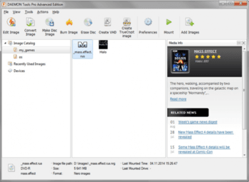 DAEMON Tools Pro 8.3.0.0767 (2020) РС скачать торрент