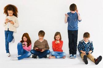Зависимость от телефона у подростка