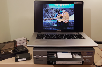Magix Спасите ваши видеокассеты!