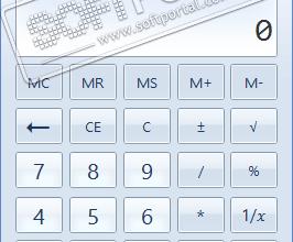 Old Calculator for Windows 10 - скачать бесплатно Old Calculator for Windows 10 1.1