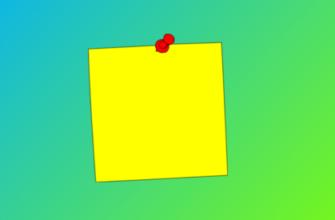 Заметки на рабочий стол Windows 10: как найти и создать ✅   Блог Comfy
